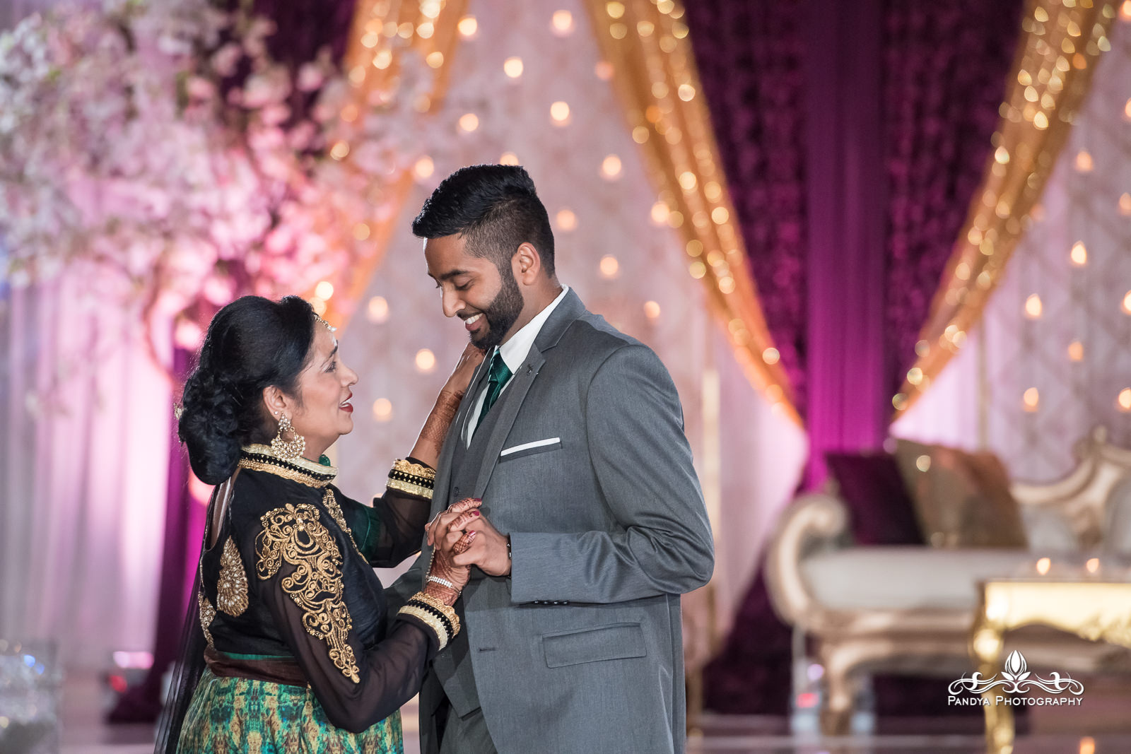 Nimisha and Tejas Indian Wedding at the Hanover Marriott in New ...